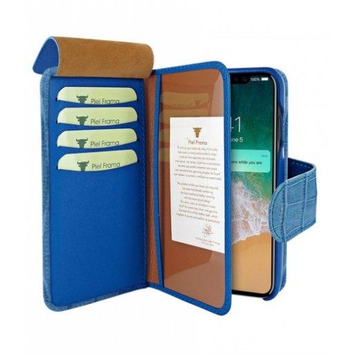 iPhone 11 Pro Leder Case Piel Frama iPhone 11 Pro Leder Case - WalletMagnum