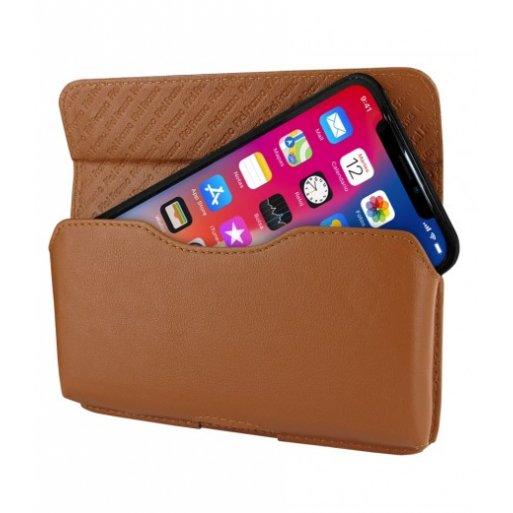 iPhone 11 Pro Max Leder Case Piel Frama iPhone 11 Pro Max Leder Case - Horizontal Pouch