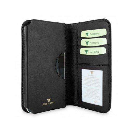 iPhone 11 Pro Max Leder Case Piel Frama iPhone 11 Pro Max Leder Case - PBook
