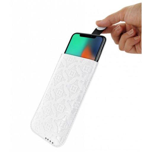 iPhone 11 Pro Max Leder Case Piel Frama iPhone 11 Pro Max Leder Case - Pull