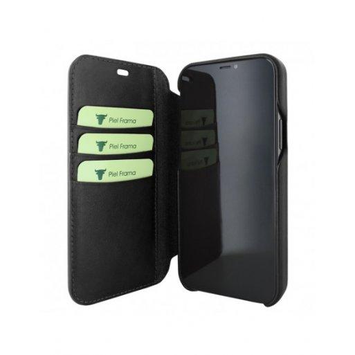 iPhone 12 Leder Case Piel Frama iPhone 12 Leder Case - PocketSlim