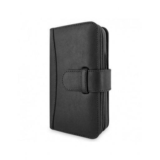 iPhone 12 Leder Case Piel Frama iPhone 12 Leder Case - ZipperWallet