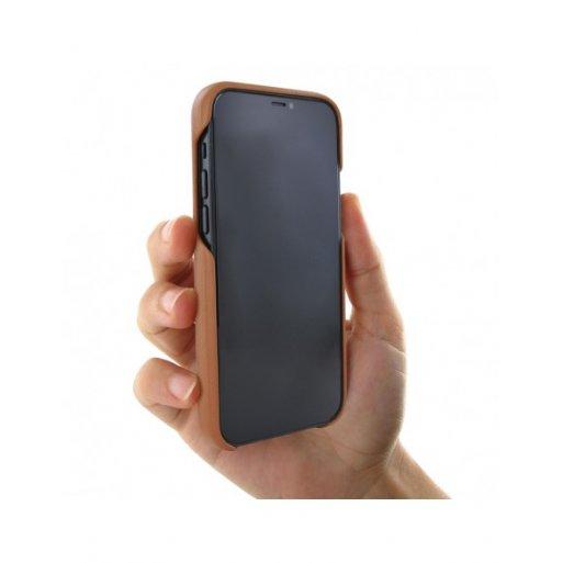 iPhone 12 mini Leder Case Piel Frama iPhone 12 Mini Leder Case - FramaGrip