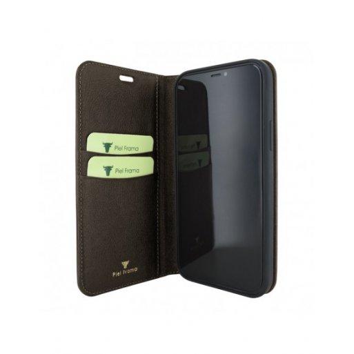 iPhone 12 mini Leder Case Piel Frama iPhone 12 Mini Leder Case - FramaSlimCard
