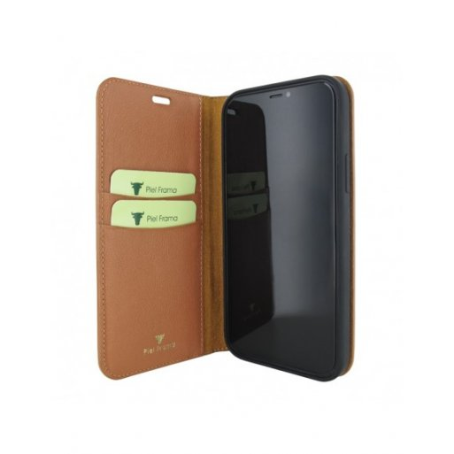 iPhone 13 Leder Case Piel Frama iPhone 13 Leder Case - FramaSlimCard