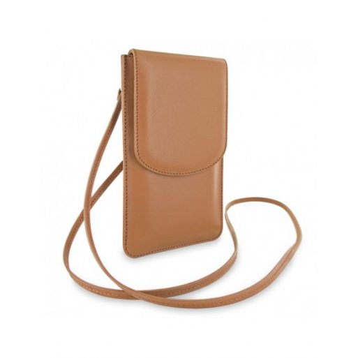 iPhone 13 mini Leder Case Piel Frama iPhone 13 mini Leder Case - Universal Phone Bag