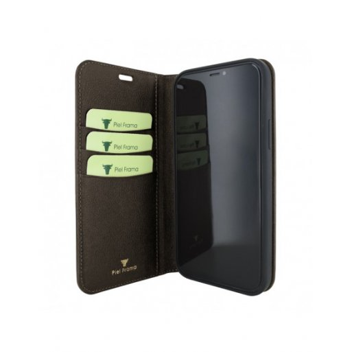 iPhone 13 Pro Max Leder Case Piel Frama iPhone 13 Pro Max Leder Case - FramaSlimCard