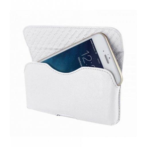 iPhone 8 Leder Case Piel Frama iPhone 8 Leder Case - Horizontal Pouch