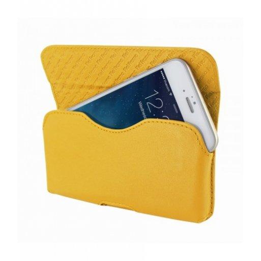 iPhone 8 Plus Leder Case Piel Frama iPhone 8 Plus Leder Case - Horizontal Pouch