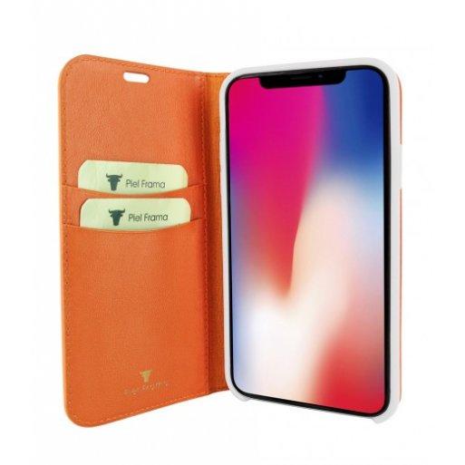 iPhone XR Leder Case Piel Frama iPhone XR Leder Case - FramaSlimCards