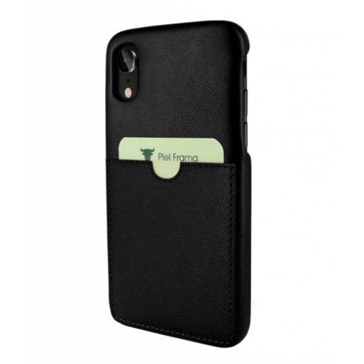 iPhone XR Leder Case Piel Frama iPhone XR Leder Case - FramaSlimGrip