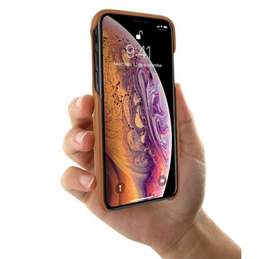 iPhone XS Leder Case Piel Frama iPhone XS Leder Case - FramaSlimGrip