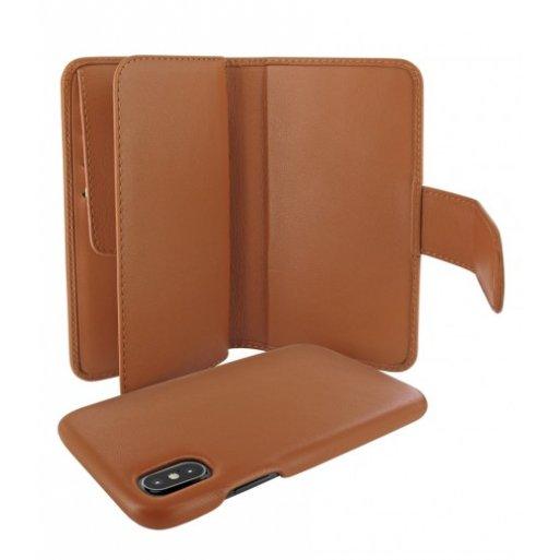 iPhone XS Leder Case Piel Frama iPhone XS Leder Case - WalletMagnum